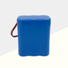 11.1V 5200mAh 3S2P Rechargeable Li-ion Battery Pack NO.1003